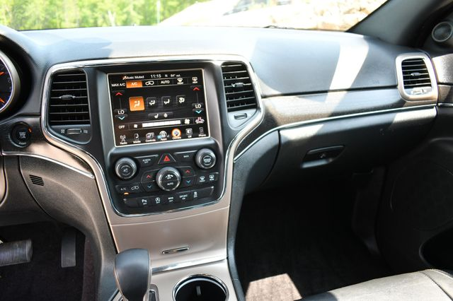 2016 Jeep Grand Cherokee Limited 4WD Naugatuck, Connecticut 24