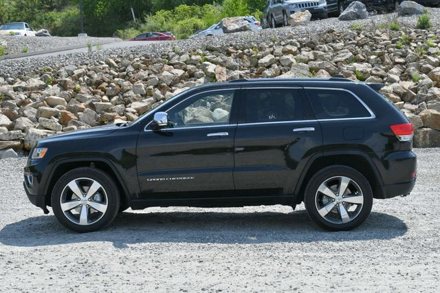 2016 Jeep Grand Cherokee Limited 4WD Naugatuck, Connecticut 3