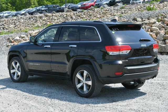 2016 Jeep Grand Cherokee Limited 4WD Naugatuck, Connecticut 4