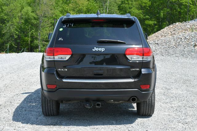 2016 Jeep Grand Cherokee Limited 4WD Naugatuck, Connecticut 5