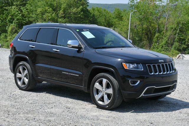 2016 Jeep Grand Cherokee Limited 4WD Naugatuck, Connecticut 8