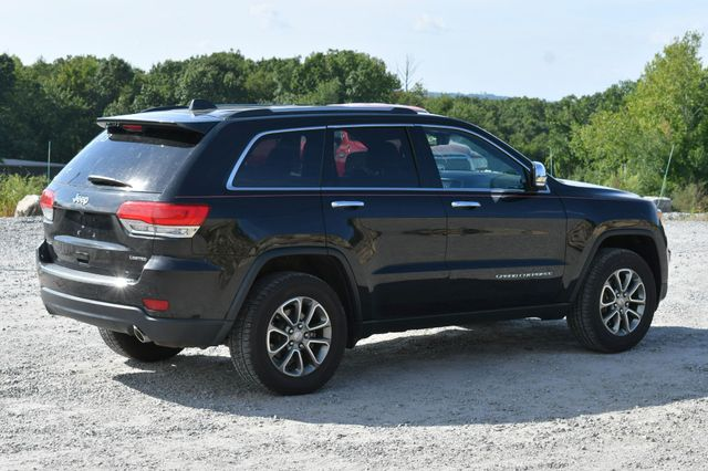 2016 Jeep Grand Cherokee Limited 4WD Naugatuck, Connecticut 6