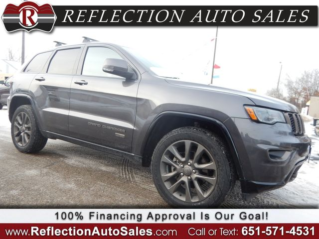 2016 Jeep Grand Cherokee Limited 75th Anniversary in Oakdale, Minnesota 55128