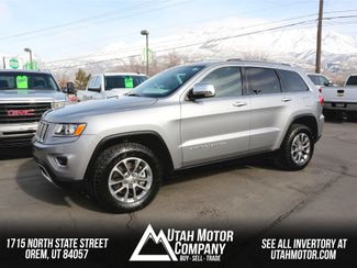 2016 Jeep Grand Cherokee Limited in Orem, Utah 84057