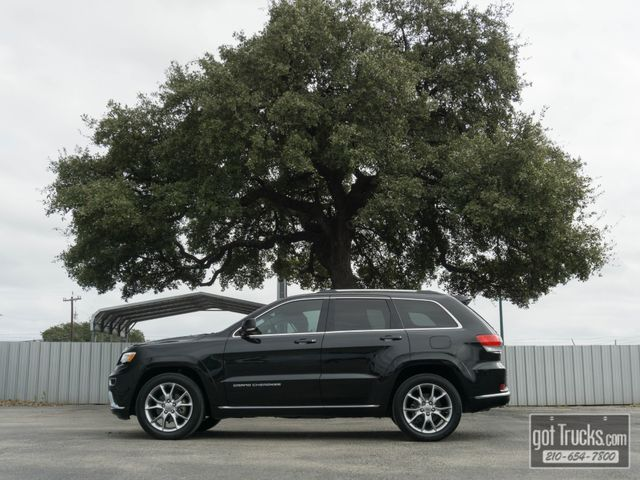 2016 Jeep Grand Cherokee Summit 3.6L V6