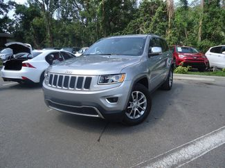 2016 Jeep Grand Cherokee Limited SEFFNER, Florida