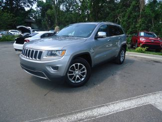 2016 Jeep Grand Cherokee Limited SEFFNER, Florida 4