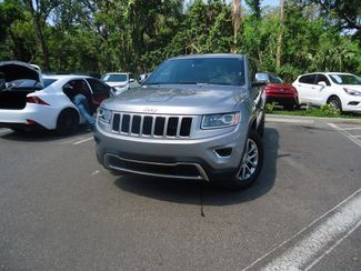 2016 Jeep Grand Cherokee Limited SEFFNER, Florida 6