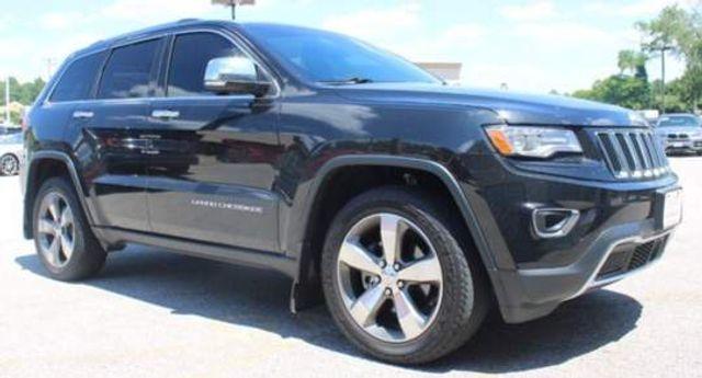 2016 Jeep Grand Cherokee Limited St. Louis, Missouri 0
