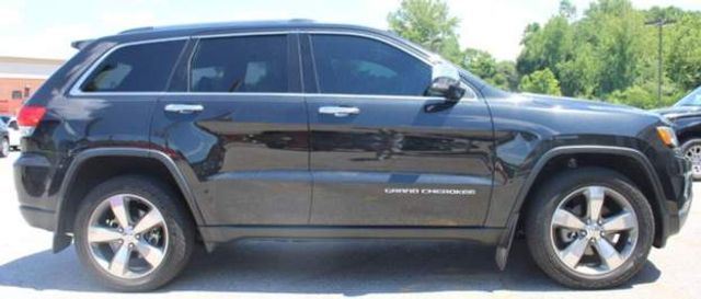 2016 Jeep Grand Cherokee Limited St. Louis, Missouri 1