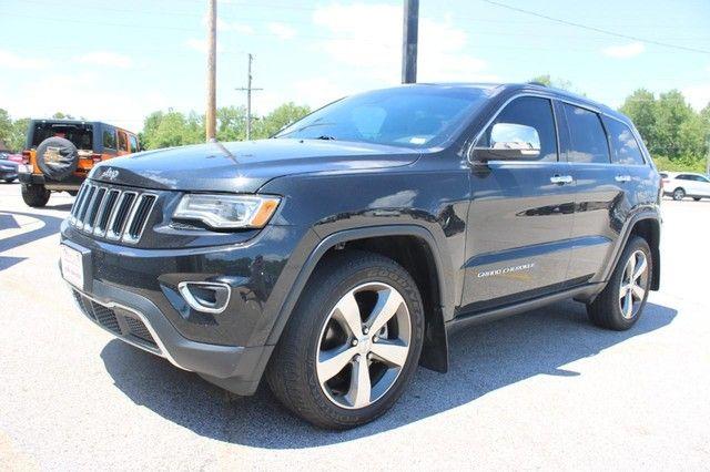 2016 Jeep Grand Cherokee Limited St. Louis, Missouri 5
