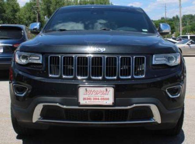 2016 Jeep Grand Cherokee Limited St. Louis, Missouri 6