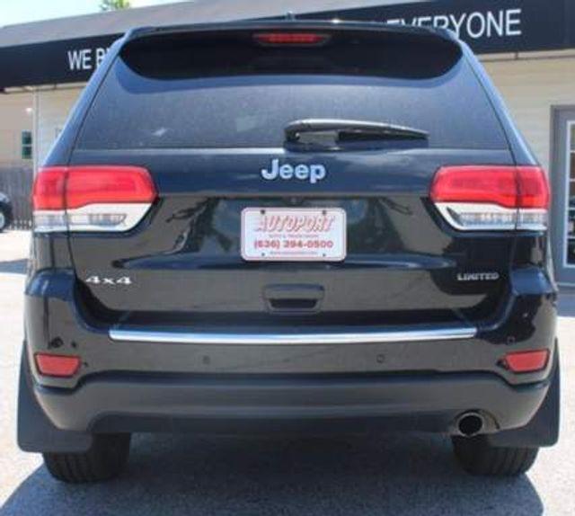 2016 Jeep Grand Cherokee Limited St. Louis, Missouri 7