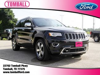 2016 Jeep Grand Cherokee Overland in Tomball, TX 77375