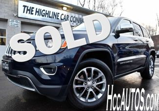 2016 Jeep Grand Cherokee Limited Waterbury, Connecticut