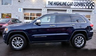 2016 Jeep Grand Cherokee Limited Waterbury, Connecticut 4