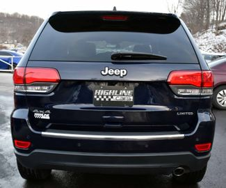 2016 Jeep Grand Cherokee Limited Waterbury, Connecticut 6