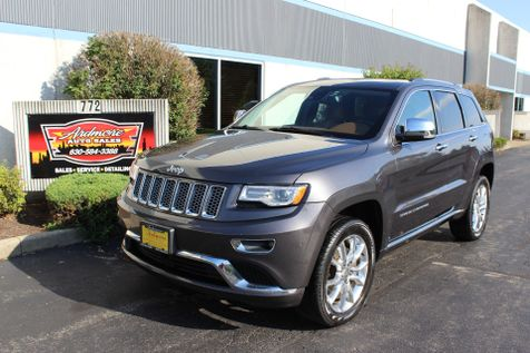 2016 Jeep Grand Cherokee Summit in West Chicago, Illinois