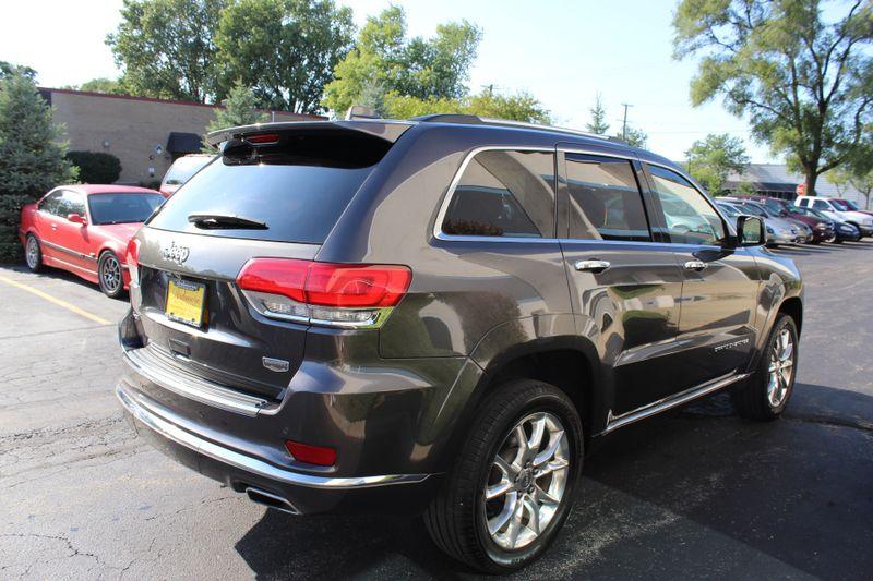 2016 Jeep Grand Cherokee Summit  city Illinois  Ardmore Auto Sales  in West Chicago, Illinois