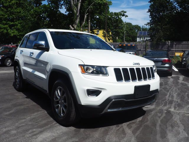 2016 Jeep Grand Cherokee Limited in Whitman, MA 02382
