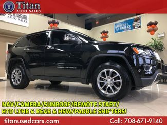 2016 Jeep Grand Cherokee Limited in Worth, IL 60482