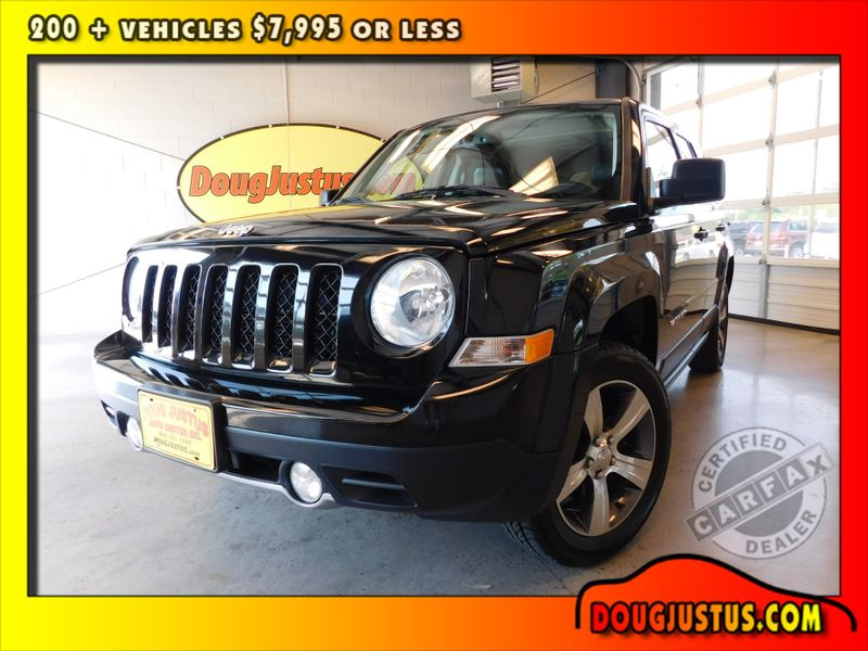 2016 Jeep Patriot High Altitude Edition  city TN  Doug Justus Auto Center Inc  in Airport Motor Mile ( Metro Knoxville ), TN