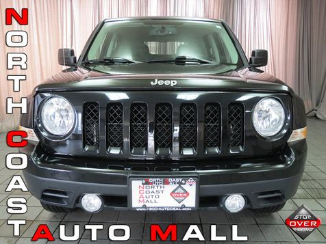 2016 Jeep Patriot Latitude in Akron, OH