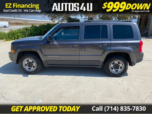 2016 Jeep Patriot Latitude in Anaheim, CA 92807
