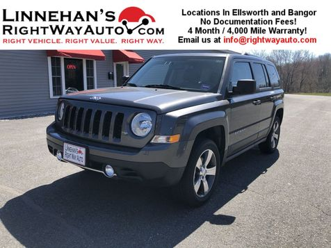 2016 Jeep Patriot High Altitude Edition in Bangor