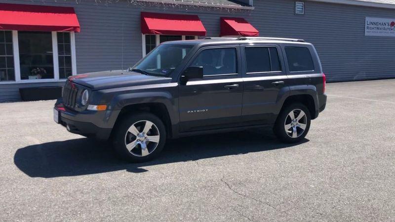 2016 Jeep Patriot High Altitude Edition  in Bangor, ME