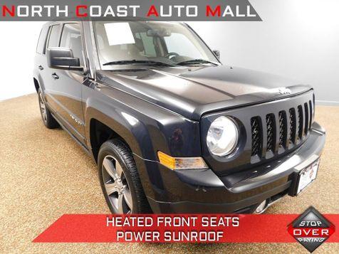 2016 Jeep Patriot High Altitude Edition in Bedford, Ohio