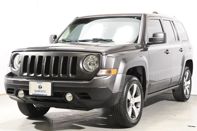 2016 Jeep Patriot High Altitude Edition Nav & Sun Roof
