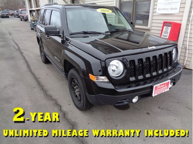2016 Jeep Patriot Sport in Brockport NY, 14420