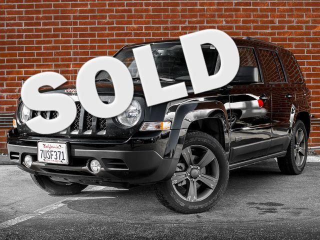 2016 Jeep Patriot 75th Anniversary Burbank, CA 0