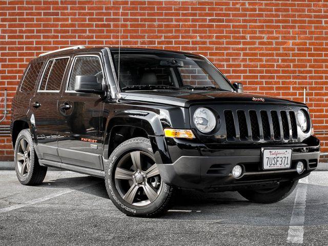 2016 Jeep Patriot 75th Anniversary Burbank, CA 1