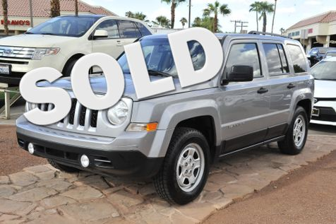 2016 Jeep Patriot Sport in Cathedral City