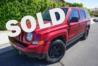 2016 Jeep Patriot in Cathedral City, California