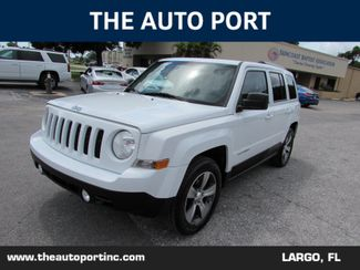 2016 Jeep Patriot High Altitude Edition in Clearwater Florida, 33773