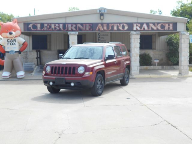 2016 Jeep Patriot Sport Cleburne, Texas 1