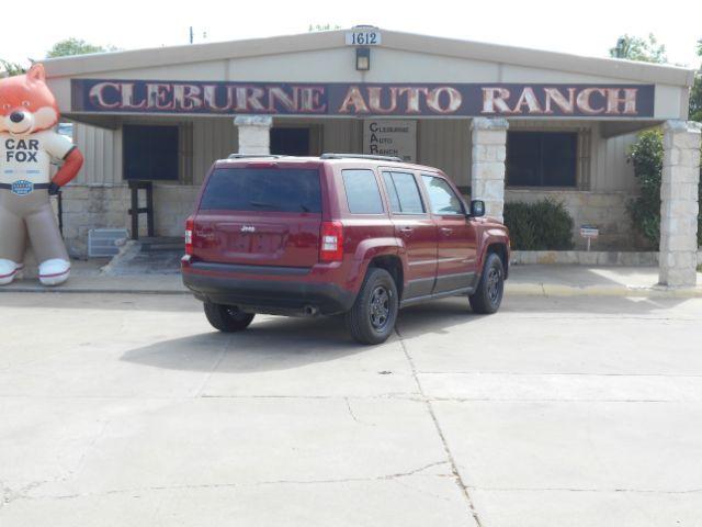 2016 Jeep Patriot Sport Cleburne, Texas 2