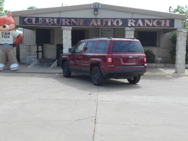 2016 Jeep Patriot Sport Cleburne, Texas 3