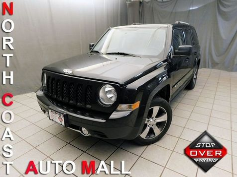 2016 Jeep Patriot High Altitude Edition in Cleveland, Ohio
