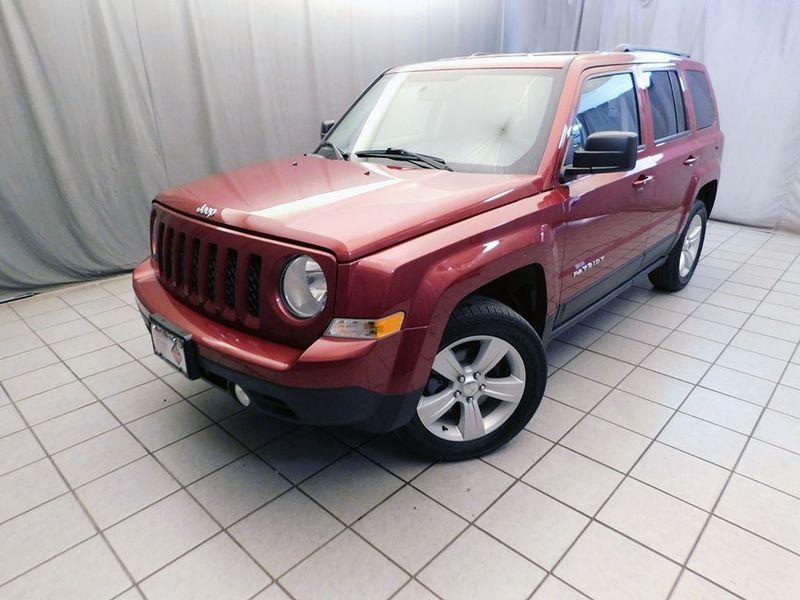 2016 Jeep Patriot Latitude  city Ohio  North Coast Auto Mall of Cleveland  in Cleveland, Ohio