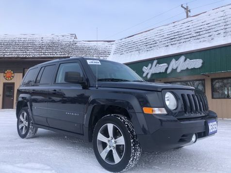 2016 Jeep Patriot High Altitude Edition in Dickinson, ND