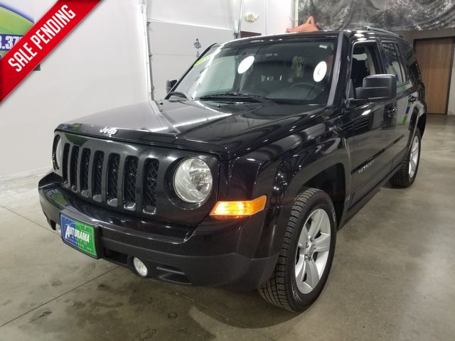 2016 Jeep Patriot Latitude 4x4
