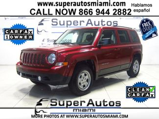 2016 Jeep Patriot Sport in Doral FL, 33166