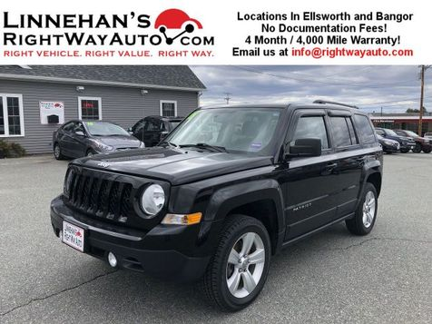 2016 Jeep Patriot Latitude in Bangor