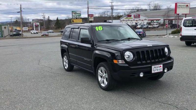 2016 Jeep Patriot Latitude  in Bangor, ME