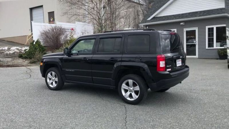 2016 Jeep Patriot Latitude  in Bangor, ME