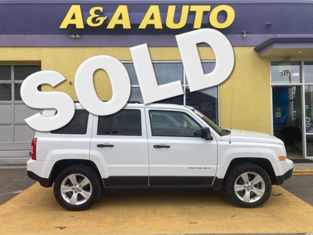 2016 Jeep Patriot Sport in Englewood, CO 80110